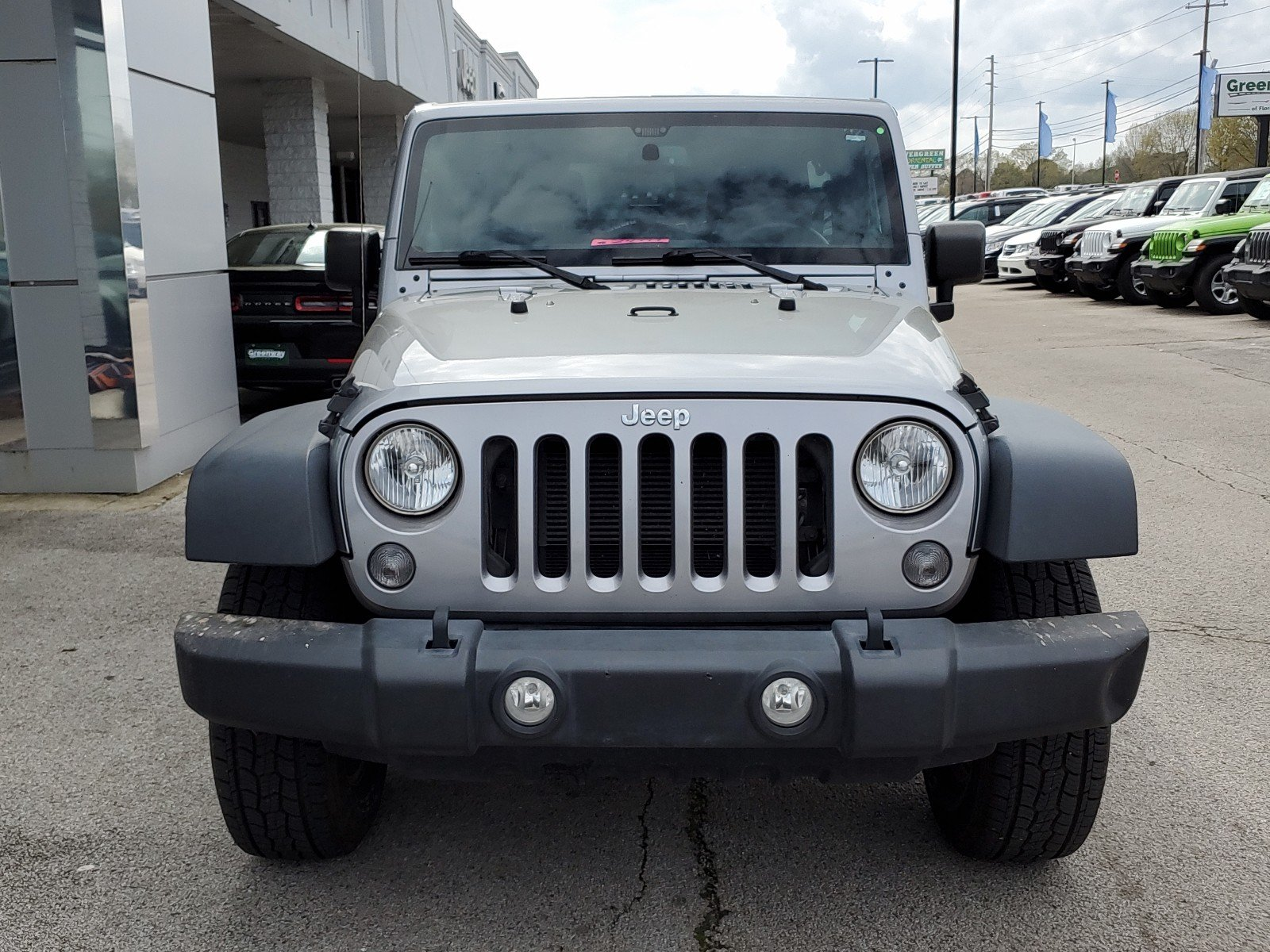 Pre-Owned 2014 Jeep Wrangler Unlimited Unlimited Sport