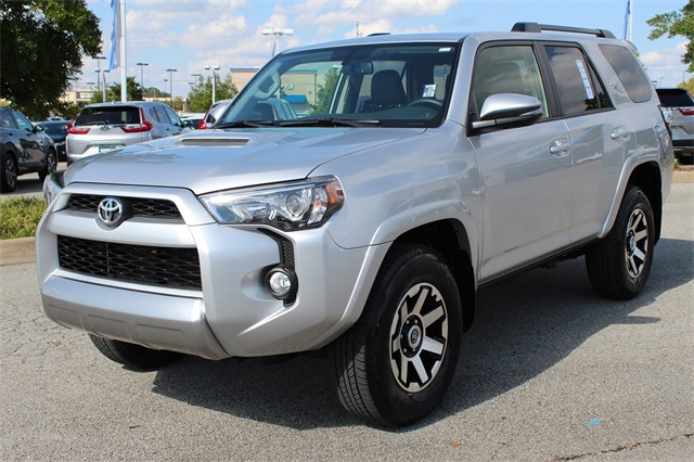 Pre-Owned 2019 Toyota 4Runner TRD Off-Road Premium